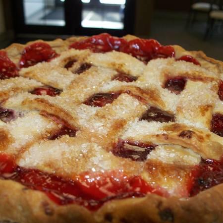 Pies in Spirit Lake, Iowa