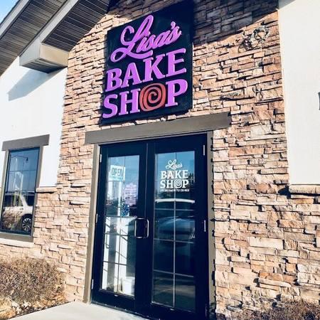 Lisa's Bake Shop Spirit Lake, Iowa